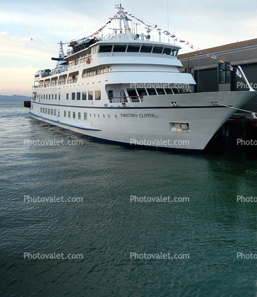 Yorktown Clipper Cruise Ship Dock Pier IMO Images - Cruise ship yorktown