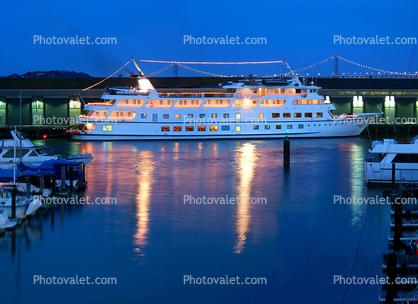 Yorktown Clipper Cruise Ship Dock Water Bay Pier IMO - Cruise ship yorktown