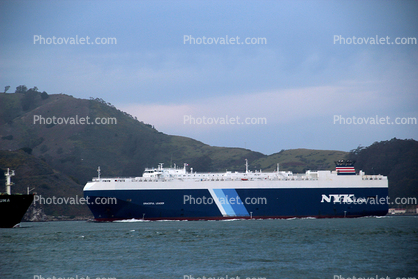 Graceful Leader, NYK Line Images, Photography, Stock Pictures