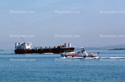 Pilot Boat, Padre Island, Trailing suction hopper dredge, IMO: 8101783