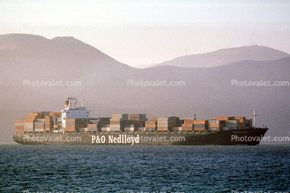 Repulse Bay, P & O Nedlloyd, IMO 9005546