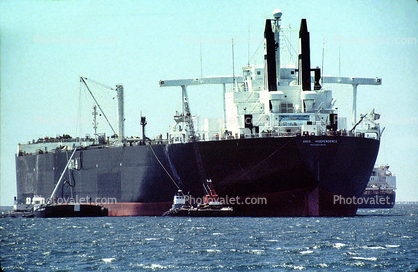 Arco Independence, IMO: 7390076, Supertanker, Barge, Floating Storage /production,