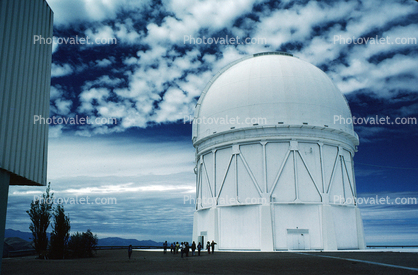 Cerro Tololo Observatory, Andes Mountain Range