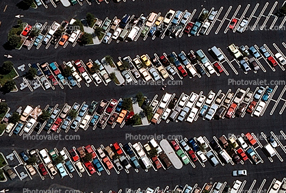 Parking, parking lot, San Francisco
