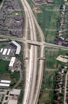 Diamond Interchange, curve
