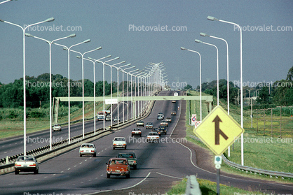 Highway, Roadway, Road, Buenos Aires, Argentina