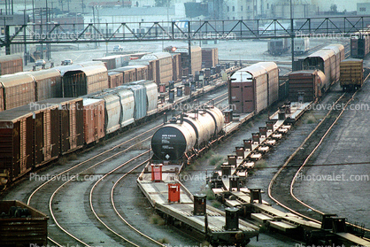 Trainyard, railyard
