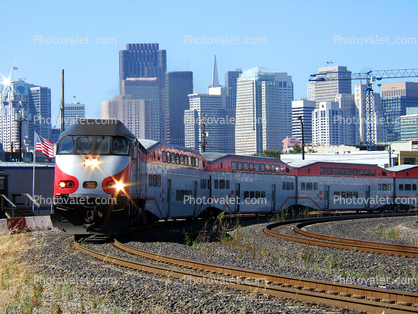 JPBX 926, ID: 366, MPI MP36PH-3C, Baby Bullet Train, Joint Powers Board (CalTrain)