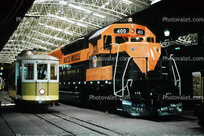GN 400, Hustle Muscle, Portugal Trolley, comparison, 1960's