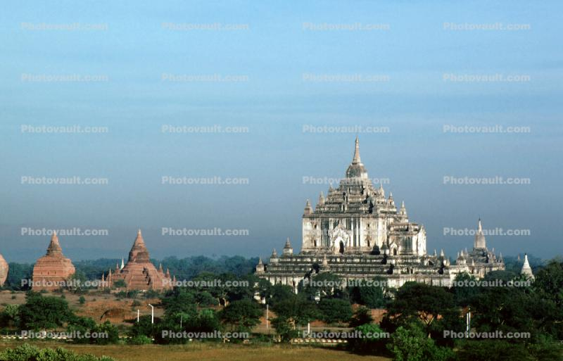 Gawdawpalin Temple, buildings, sacred, Bagan
