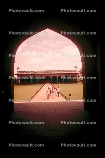 Red Fort, Delhi, 1950s