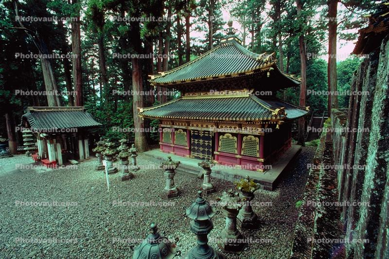 Toshogu Shrine, Nikko
