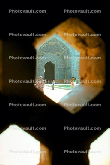 Jameh Mosque, J meh Mosque of Isfah n, Esfahan, landmark