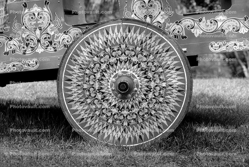 Cart, cartwheel, wagonwheel, ornate, San Jose, Round, Circular, Circle
