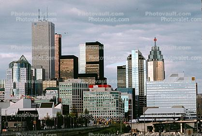 Toronto Cityscape, Skyline, Buildings