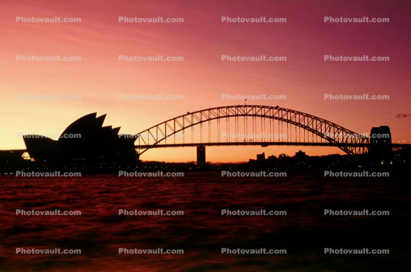 Sydney Opera House, Sydney Harbor Bridge, Steel Through Arch Bridge