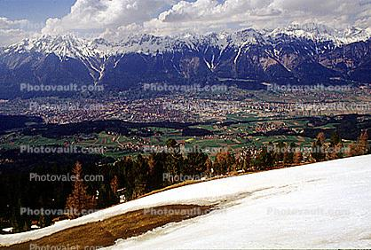 Innsbruck, Alps, Valley