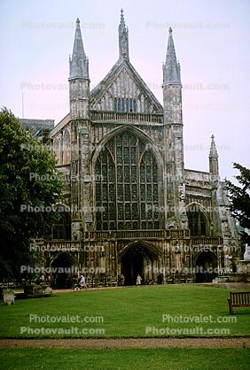 Winchester Cathedral, 1965, 1960s