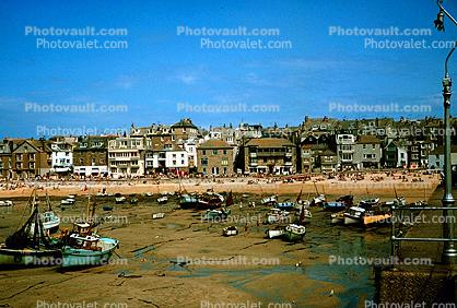 St. Ives, England, 1950s