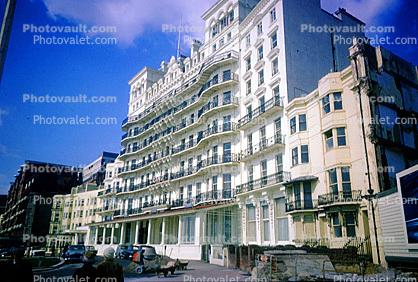 The Grand Hotel, built1864, Brighton, England, 1950s
