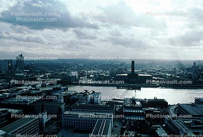River Thames, London, Cityscape, skyline, buildings, skyscraper, Downtown, Metropolitan, Metro, Outdoors, Outside, Exterior