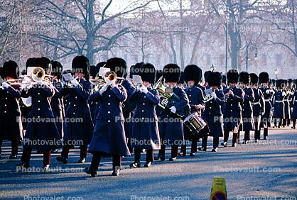 Marching Band, London