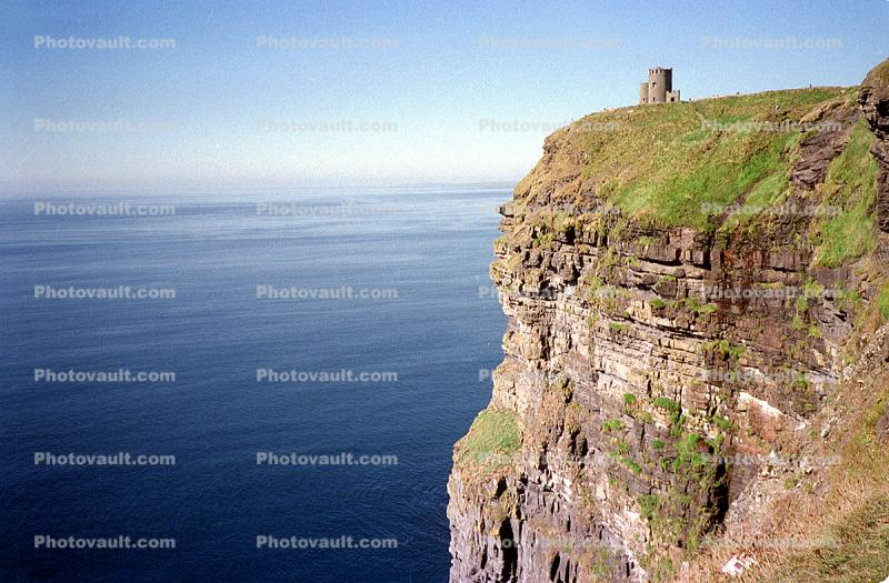 O'briens's Tower, Cliffs of Moher, Lisconnor