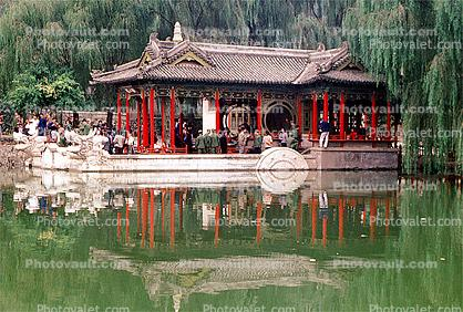 Water, Reflection, Summer Palace
