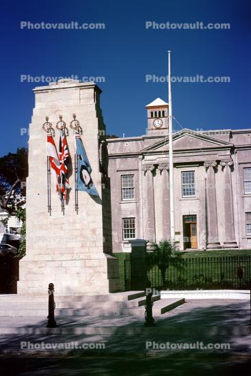 Cenotaph, Cabinet Offices, Government Building, landmark, tower, Hamilton