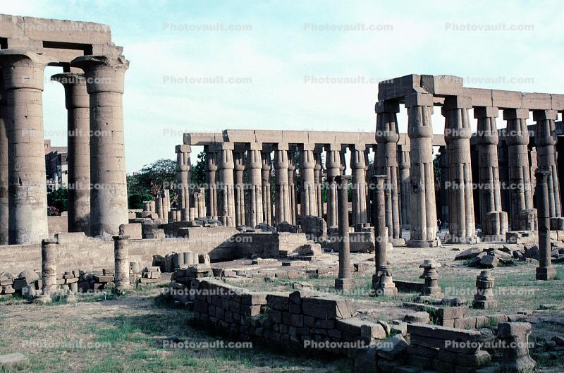 Temple of Luxor, Buildings, Monuments, Landmarks