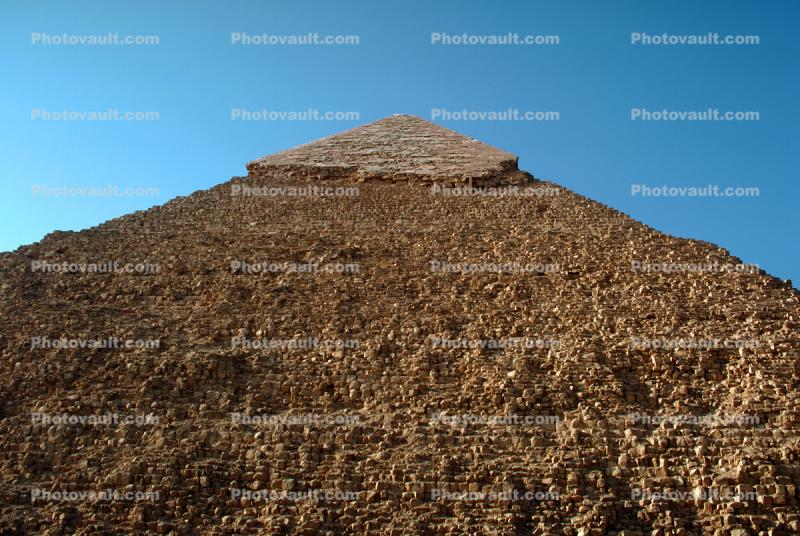 The Great Pyramid of Cheops, Giza