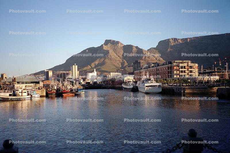 Docks, Piers, Waterfront, Cape Town, Capetown, Building