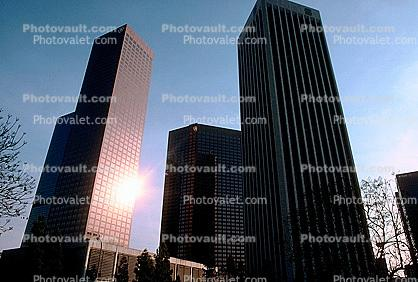 Citigroup Center, high-rise, skyscraper, building, skyline, highrise buildings, cityscape
