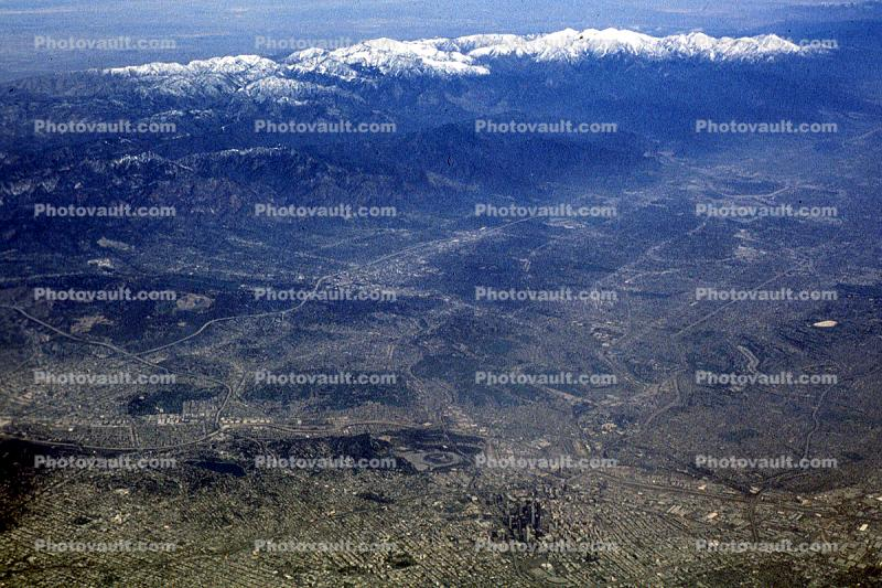 San Gabriel Mountains, Urban Sprawl