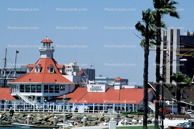 Parkers' Lighthouse Restaurant, landmark