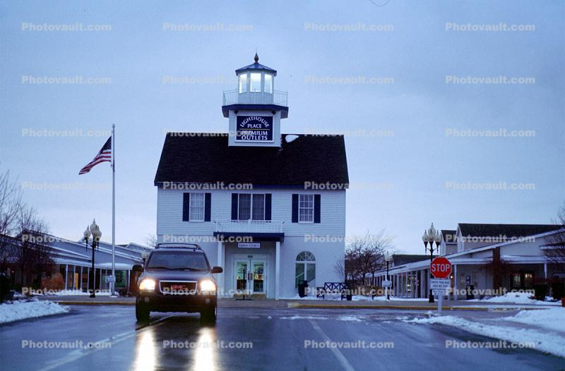 Lighthouse Place, Michigan City