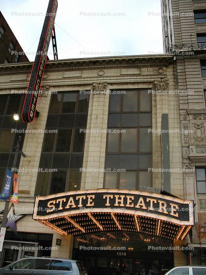 State Theatre, building
