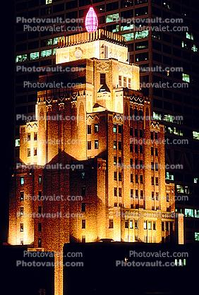 Wisconsin Gas Building, built 1930, 76 meters high, Downtown, Milwaukee