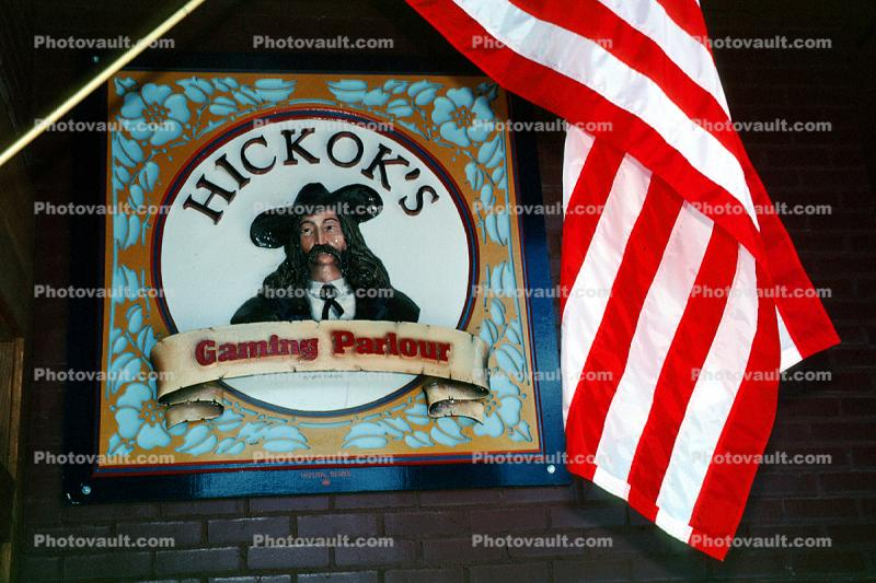 Hickok's Canning Parlour, Deadwood