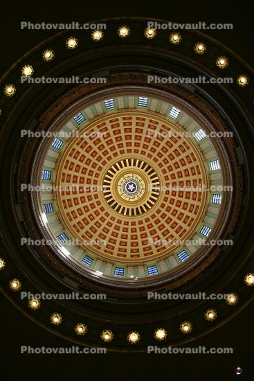 State Capitol building, Round, Circular, Circle