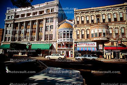 Plaza Hotel, Downtown, Hot Springs, Garland County