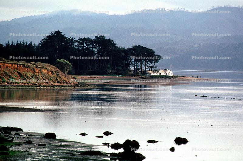 Tomales Bay, Marin County, building