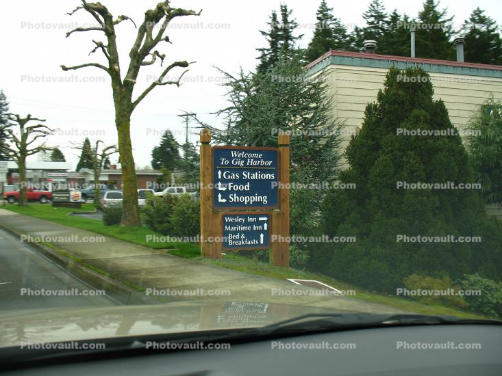 Gig Harbor, Pierce County, Washington