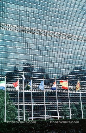 United Nations Building, Manhattan