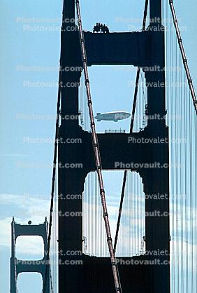 Golden Gate Bridge, detail
