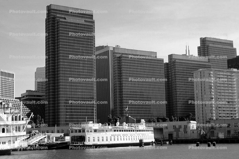 The Embarcadero Center, Buildings, Car Ferryboat, highrise, building
