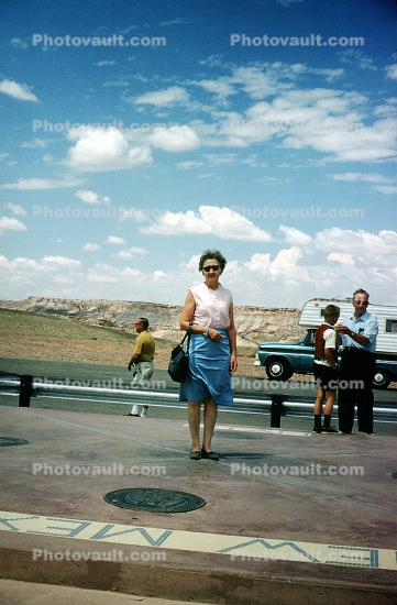 Four Corners Monument, 1970s