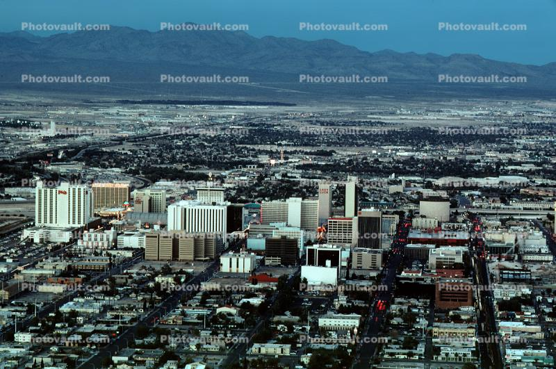 Cityscape, Skyline, buildings, casinos, hotels