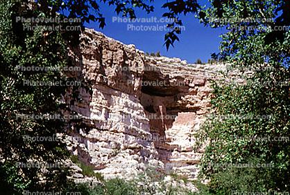 Cliff Dwellings, Cliff-hanging Architecture, Buildings