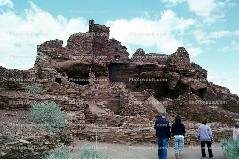 Wupatki National Monument, ruins